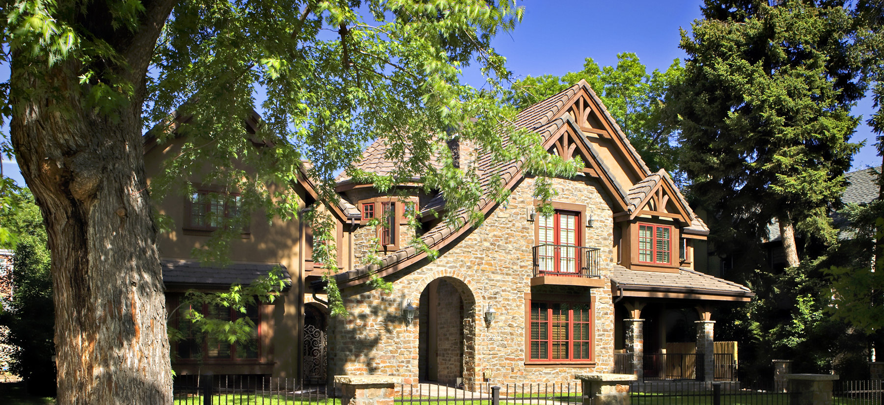 Studio Gunn Architecture - Denver Custom Home Architect